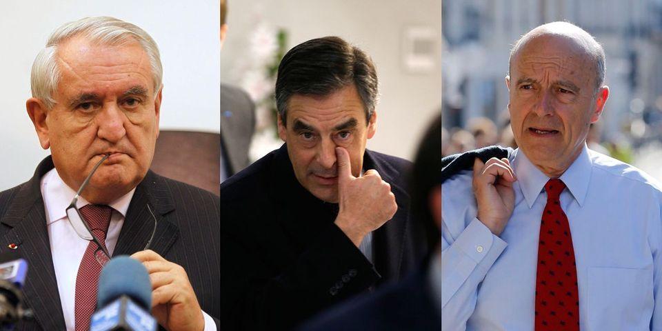 La menace juridique qui plane sur le triumvirat formé par Juppé, Raffarin et Fillon à la tête de l'UMP