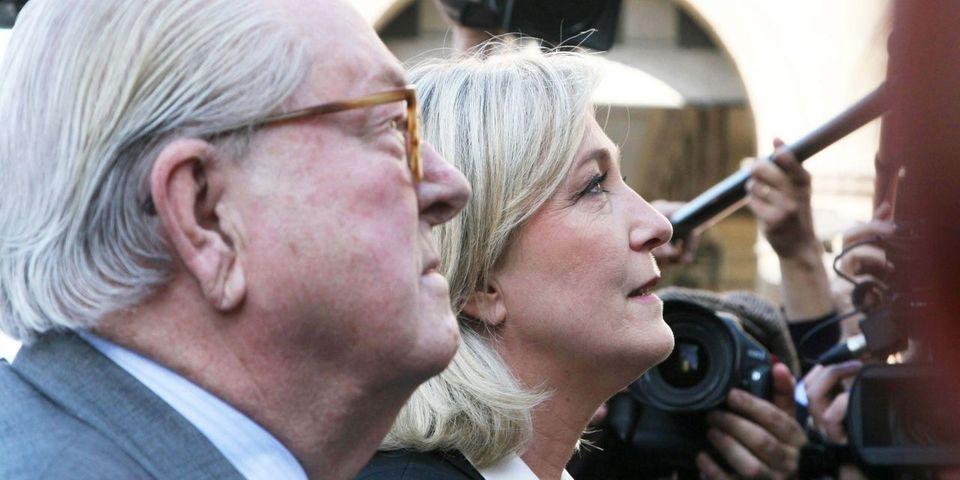 La mère et une soeur de Marine Le Pen candidates à Saint-Cloud dans le fief familial