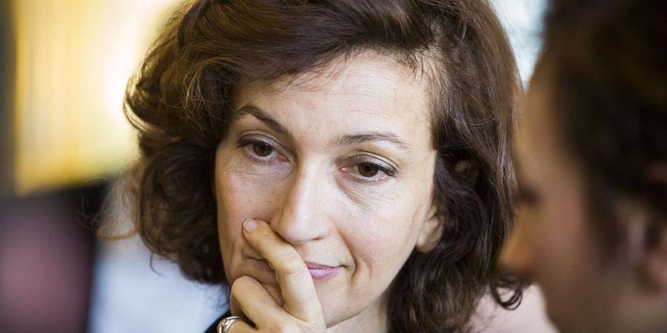 VIDÉO - La ministre de la Culture Audrey Azoulay confirme qu'elle n'est pas candidate aux législatives