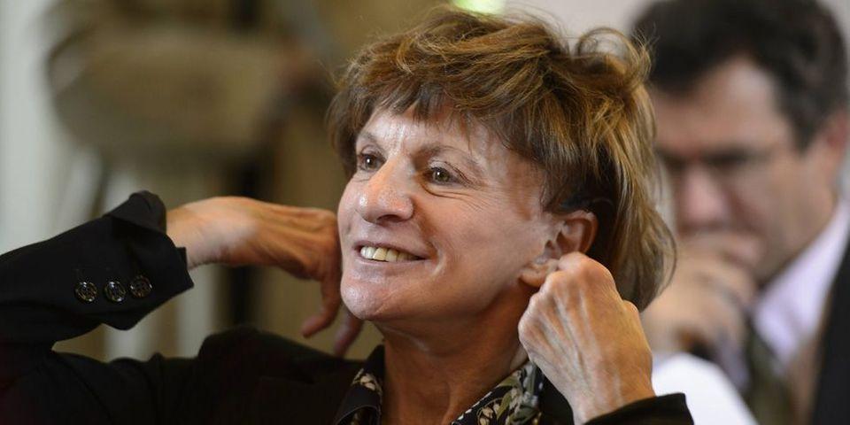 """La ministre des personnes âgées Michèle Delaunay propose de mettre le compagnon de Cécile Duflot """"sous tranquilisants"""""""