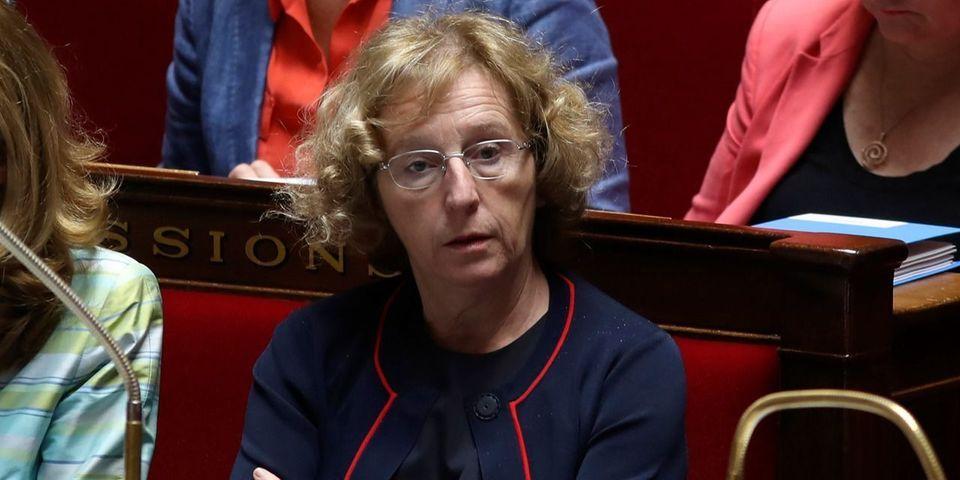 La ministre du Travail Muriel Pénicaud promet d'investir l'argent économisé grâce à la réforme de l'ISF dans un fonds d'aide aux entreprises