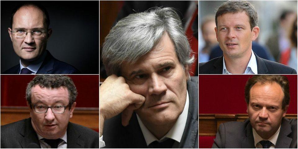 La nouvelle équipe PS pour conduire les législatives : 5 hommes, aucune femme (ce que le PS dément)