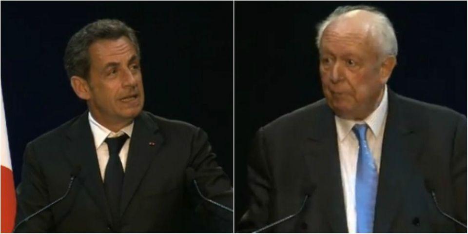 La petite anecdote de Jean-Claude Gaudin sur la mère de Carla Bruni-Sarkozy