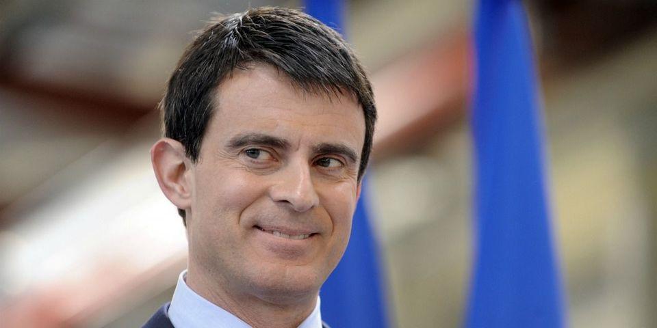 La petite blague de Manuel Valls sur la présence de Ségolène Royal en Israël le 13 janvier