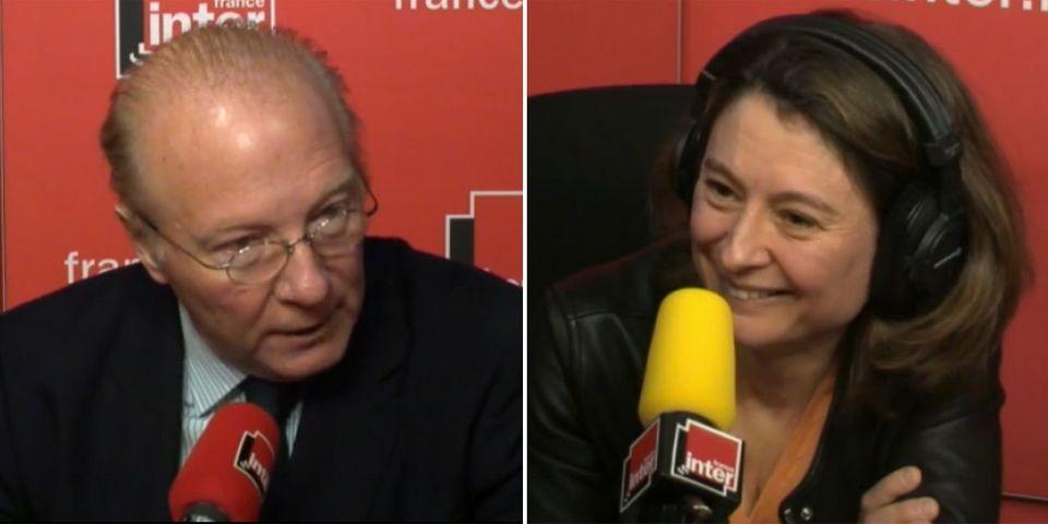 La petite remarque ultra-méprisante de Brice Hortefeux à une journaliste de France Inter