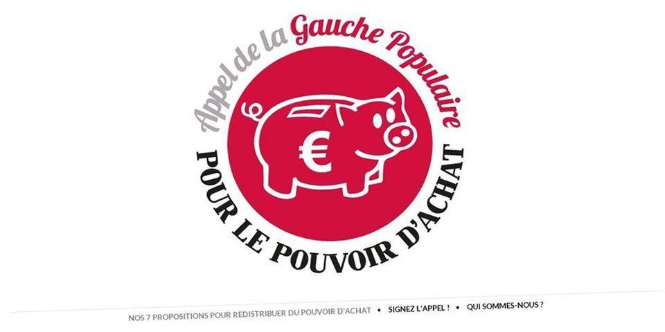 La pétitionnite des députés PS continue avec l'appel de la Gauche populaire sur le pouvoir d'achat