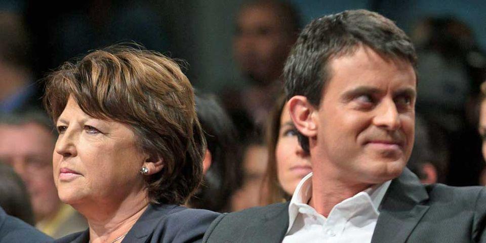 La pirouette de Martine Aubry pour ne pas dire si elle voterait la confiance au gouvernement de Manuel Valls