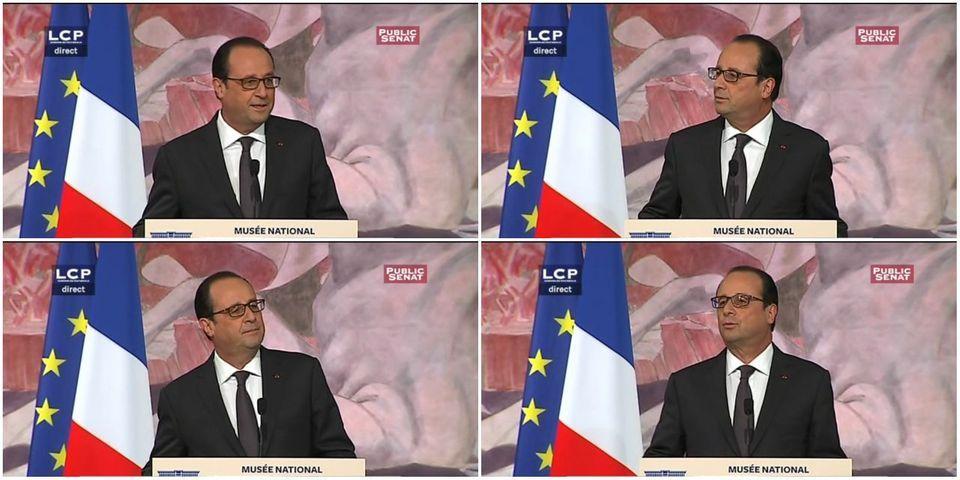 """La réponse de Hollande à Le Pen, Zemmour et Sarkozy: """"faire éclater Schengen, ce serait reculer """""""