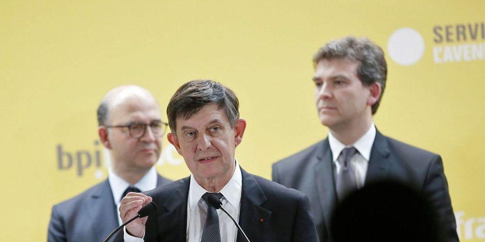 """La réponse de Montebourg à Jean-Pierre Jouyet, qui le mettait au défi de """"quitter la Cour pour la Fronde"""" : """"La Fronde, c'est la vérité !"""""""