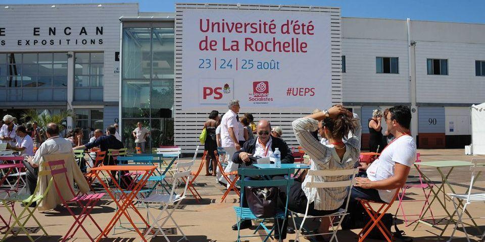 La Rochelle : les préinscriptions à l'université d'été du PS en baisse de 20%
