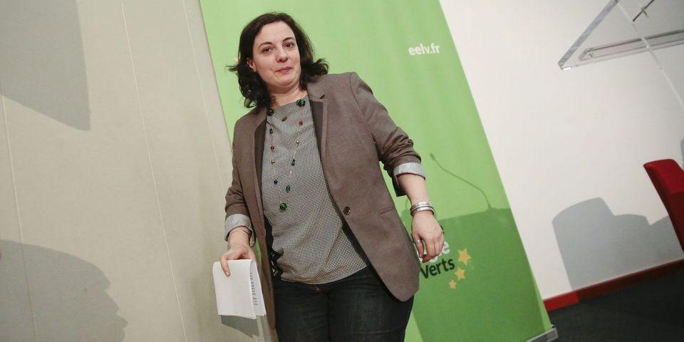 """Emmanuelle Cosse envisage à son tour de laisser sa place sur le plateau de """"Des Paroles et des actes"""" à un candidat écolo aux européennes"""