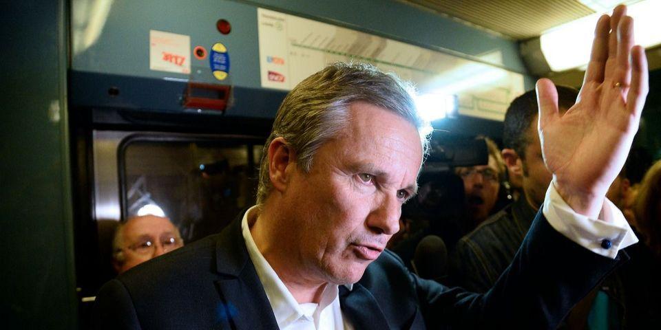 La totalité des maires de l'agglo présidée par Nicolas Dupont-Aignan demandent sa démission après son ralliement à Marine Le Pen