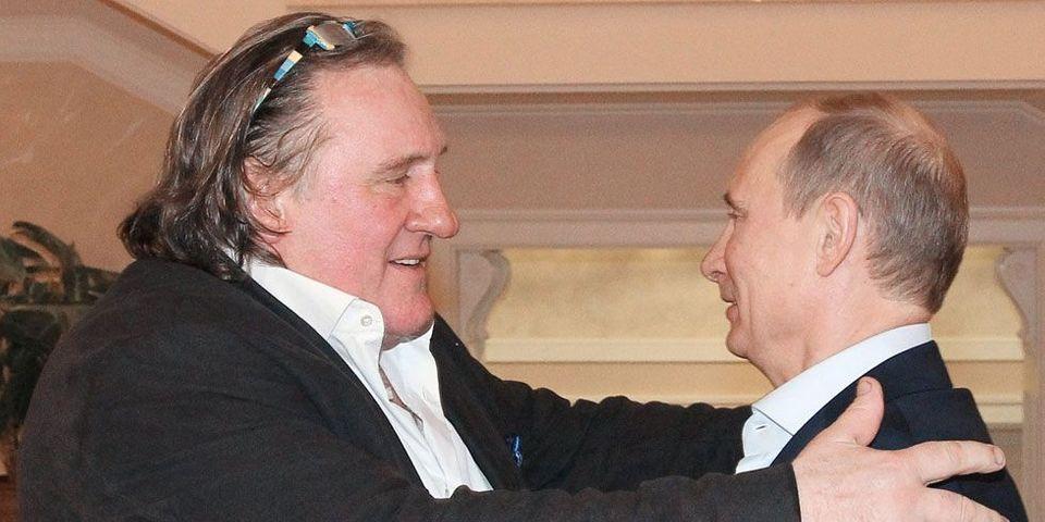 La violente charge de Jérôme Cahuzac contre Gérard Depardieu
