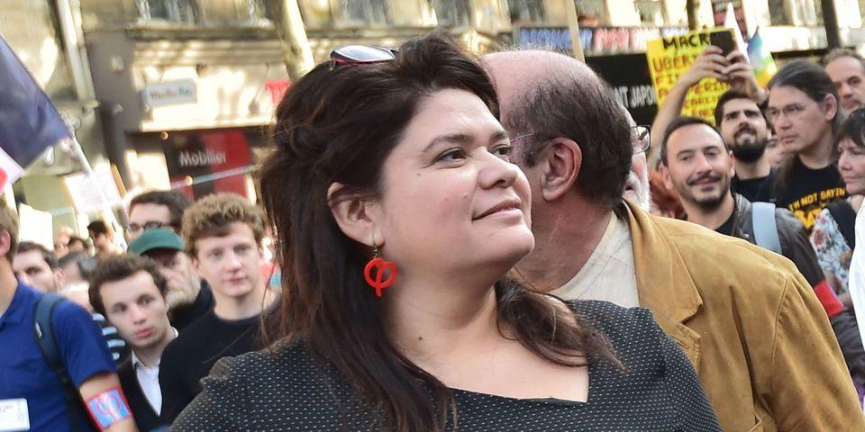 L'absolue mauvaise foi de Raquel Garrido pour se justifier d'avoir vanté le succès de la manif' de LFI avant qu'elle ait lieu