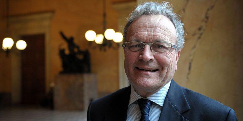 L'ancien député UMP Christian Vanneste appelle à voter pour Marine Le Pen