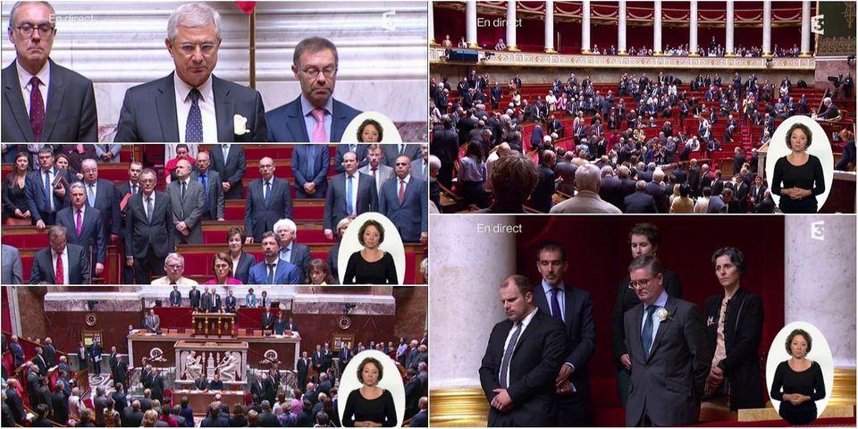 L'Assemblée observe une minute de silence en hommage à la députée britannique Jo Cox