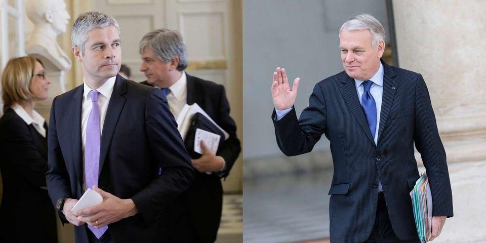 Laurent Wauquiez fait croire, à tort, que Jean-Marc Ayrault va toucher son salaire de Premier ministre durant 6 mois