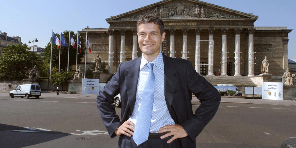 Laurent Wauquiez ne vernissait pas ses chaussures pour montrer qu'il est un vrai gars de la campagne