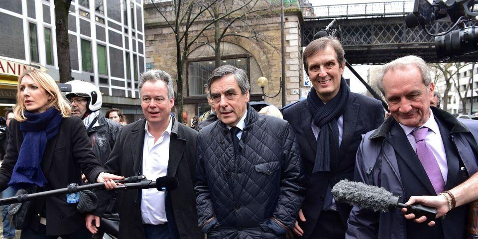 Le camp Fillon veut organiser une manif de soutien au candidat à Paris