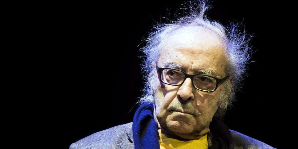 """Le cinéaste Jean-Luc Godard """"espérait"""" la victoire du Front national et aimerait que Marine Le Pen soit Premier ministre"""
