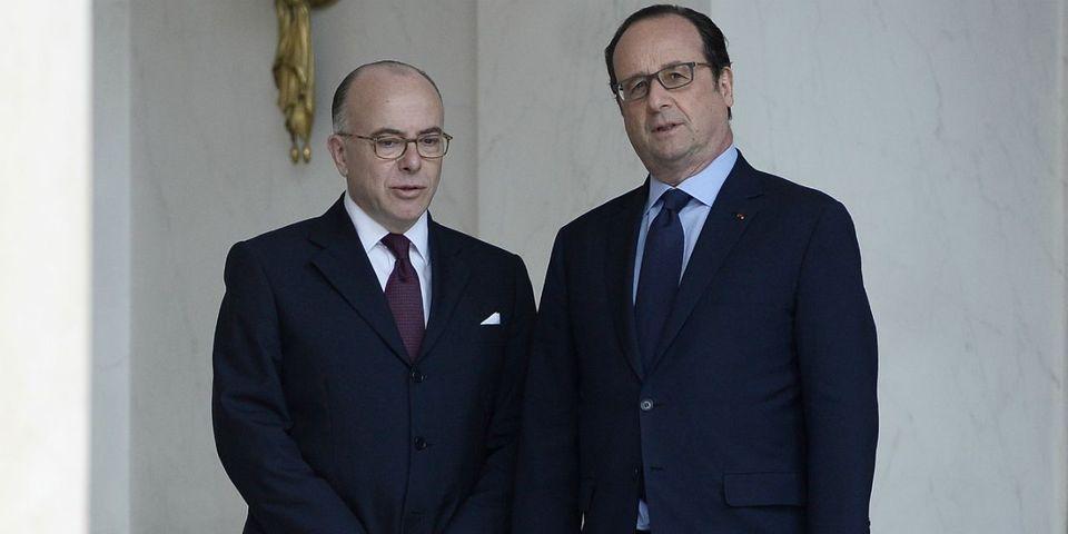 """Le conseil de Cazeneuve à Hollande : """"Vois des gens, vois tes amis, va dîner dehors"""""""