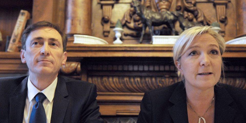Le conseiller économique de Marine Le Pen, Bernard Monot, prône un abandon de la sortie de l'euro