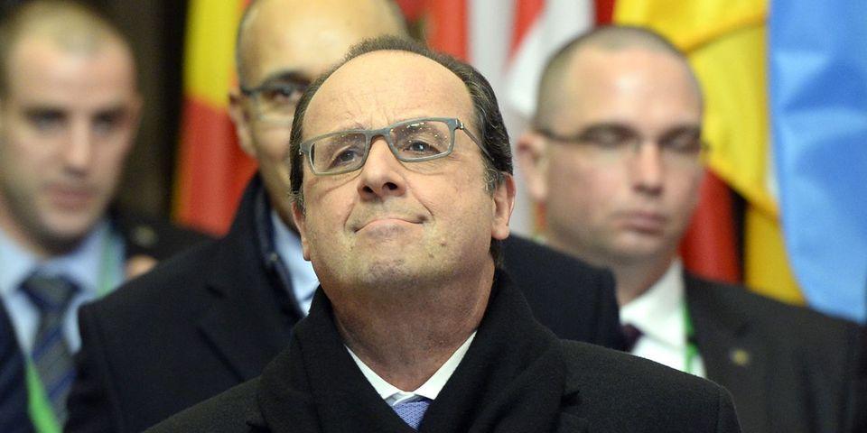 """Le constat alarmiste de François Hollande qui juge que le PS a """"touché le fond"""""""