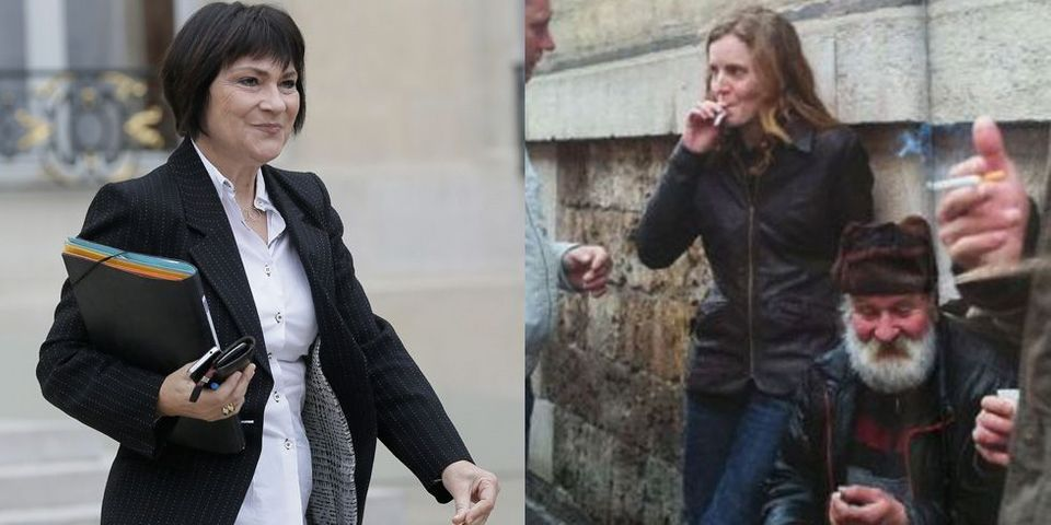 Le coup de colère de Marie-Arlette Carlotti contre NKM et sa photo aux côtés de SDF