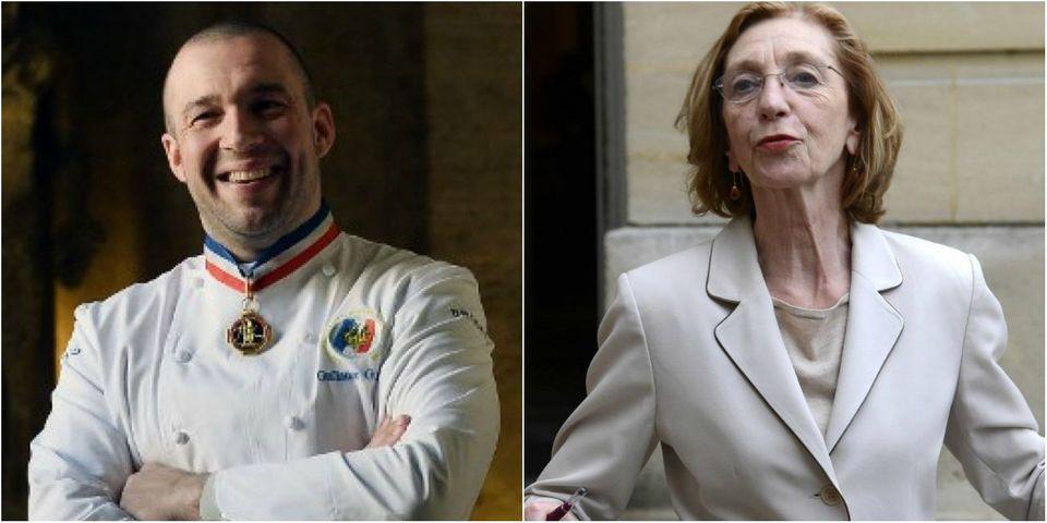 Le cuistot de l'Élysée applaudit le retrait de la candidature LREM de Nicole Bricq aux sénatoriales