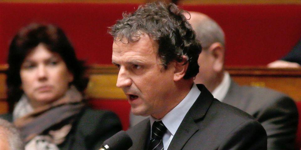 Le député EELV François-Michel Lambert est menacé d'exclusion après avoir adhéré à Génération Ecolo et au Front Démocrate