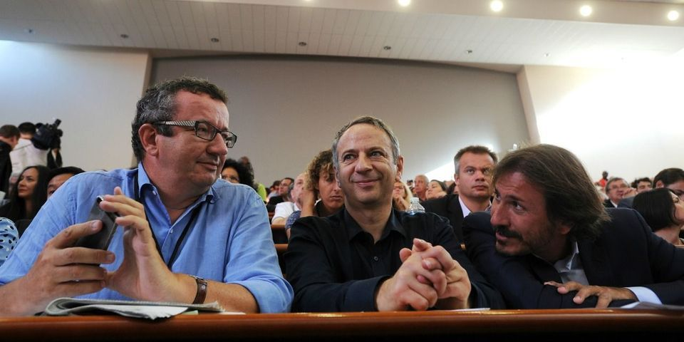 Le député frondeur Christian Paul, premier signataire de la motion de l'aile gauche du PS en vue du congrès