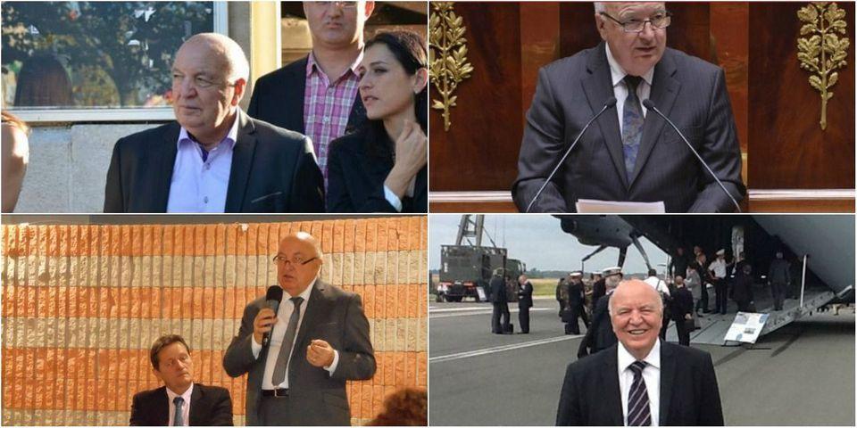 Le député Jean-Pierre Maggi se défend de quitter le groupe PS pour satisfaire Jean-Noël Guérini