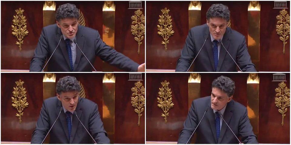 Le député Paul Molac parle (encore) breton en pleine séance à l'Assemblée nationale