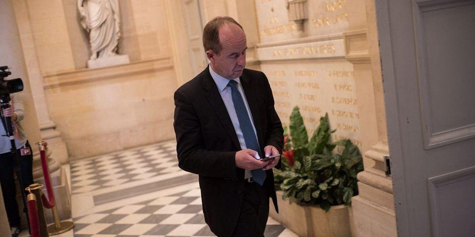 Le député PS Jean-Jacques Urvoas est pour l'instant meilleur qu'Arnaud Montebourg sur Candy Crush