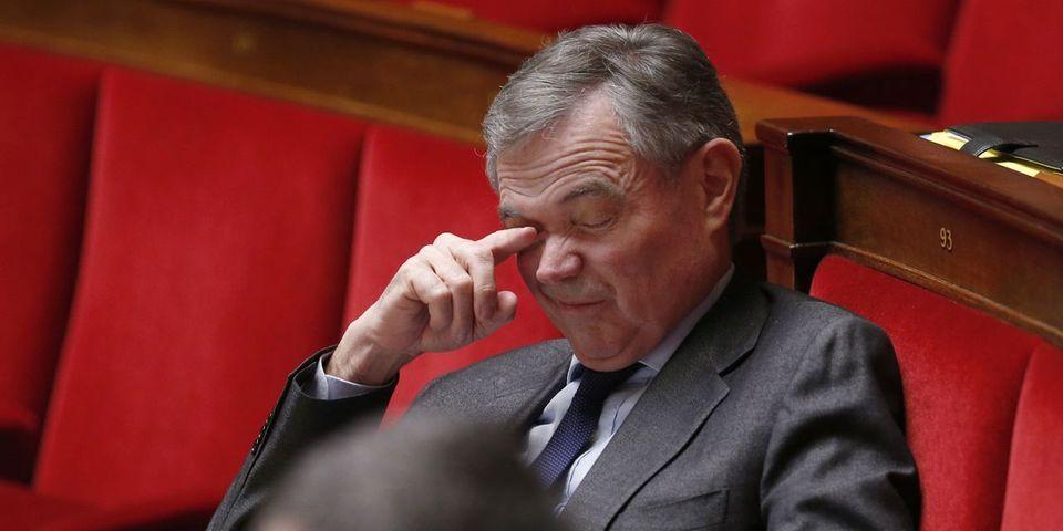 """Le député UMP Bernard Accoyer dénonce des """"conditions de travail inacceptables"""" parce qu'il siège le Vendredi saint"""