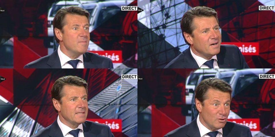 Le député UMP Christian Estrosi estime que François Hollande a enfin dit la vérité lors de son interview sur BFMTV