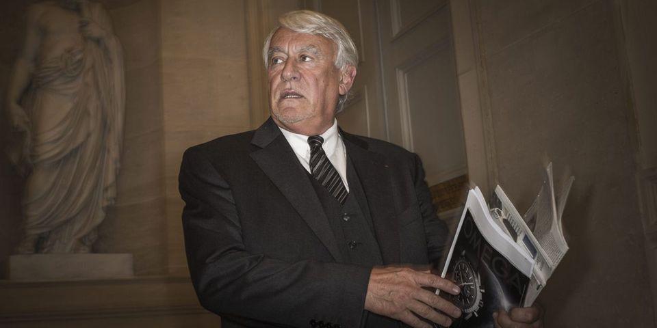 Le député UMP Claude Goasguen ne serait pas étonné qu'un cabinet noir à l'Elysée oeuvre contre Nicolas Sarkozy