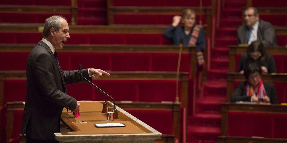 """Le député UMP Guy Geoffroy dénonce la """"fatwa"""" menée contre Jacques Toubon"""