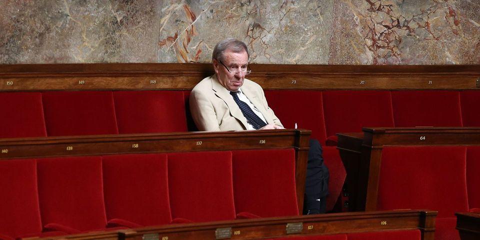 Le député UMP Lucien Degauchy s'explique auprès du Monde sur son compte non-déclaré en Suisse