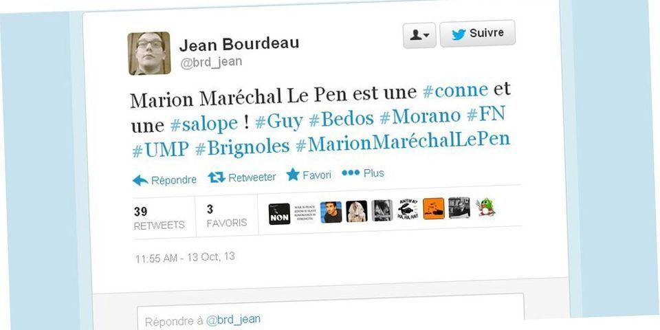 Le dérapage d'un assistant parlementaire PS sur Marion Maréchal-Le Pen, article le plus lu de la semaine sur le Lab