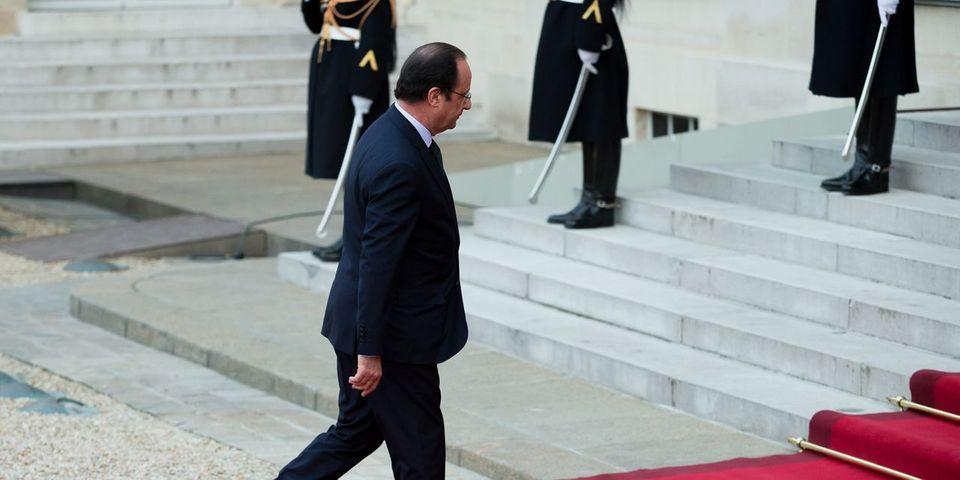 """Le diagnostic choc d'un visiteur à François Hollande : """"L'électorat de droite te haït, une partie de la gauche te déteste"""""""