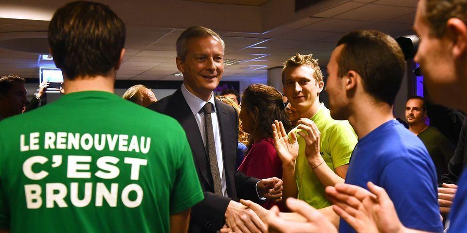 """Le directeur de campagne de Bruno Le Maire trouve le nouveau slogan """"la primaire c'est Le Maire"""" totalement """"con"""" (et c'est ça qui est bon)"""