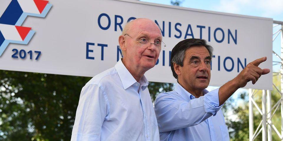 La folle histoire de la démission imminente de Patrick Stefanini, directeur de campagne de Fillon