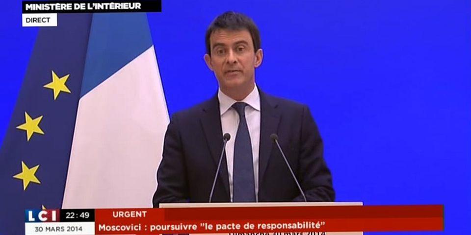 Le discours de quasi Premier ministre de Manuel Valls