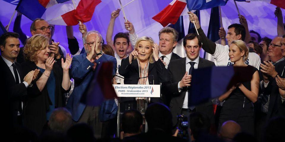 Le FN au nirvana après la victoire annoncée du Brexit au Royaume-Uni