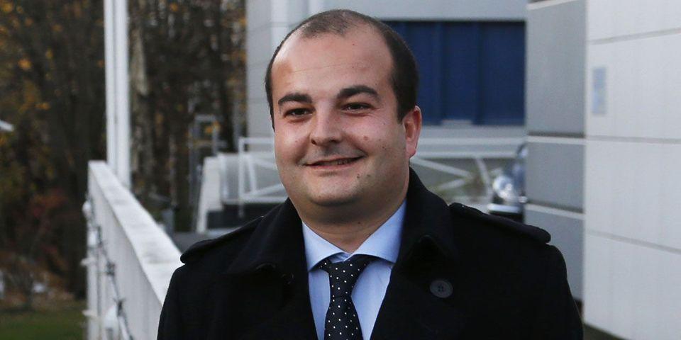 """Le FN David Rachline estime que Philippe Poutou n'a pas dû voir un ouvrier depuis """"bien longtemps"""" car il est syndicaliste"""