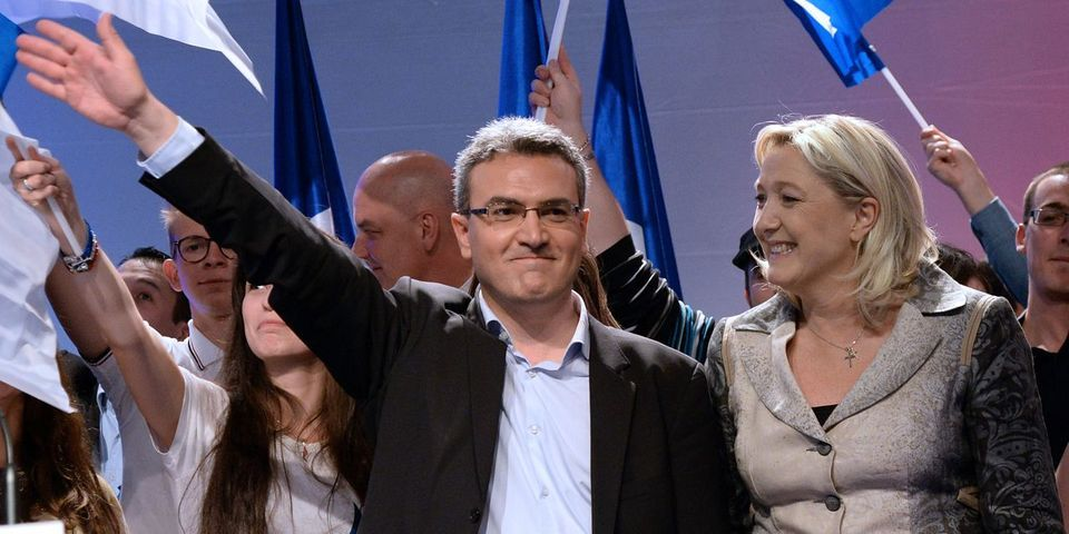 Marine Le Pen défend la liberté d'expression d'Aymeric Chauprade... après avoir voulu le museler