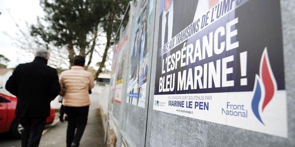 """Le FN dénonce """"les racailles"""" et """"l'ensauvagement"""" après le décès d'un jeune militant, Luigi Guardiera"""
