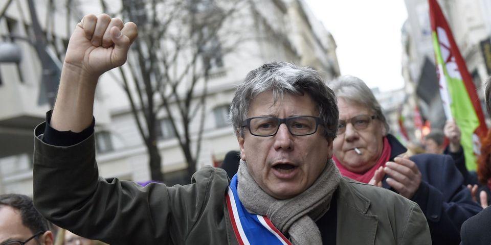 """""""Le FN est l'allié objectif des terroristes"""", selon le coordinateur du Parti de Gauche Éric Coquerel"""