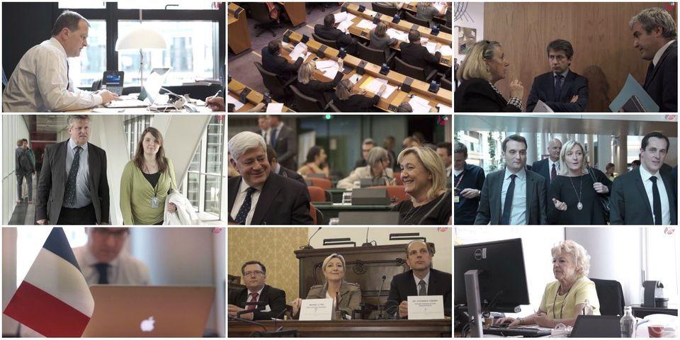 Le FN zappe Jean-Marie Le Pen dans sa vidéo anniversaire des élections européennes